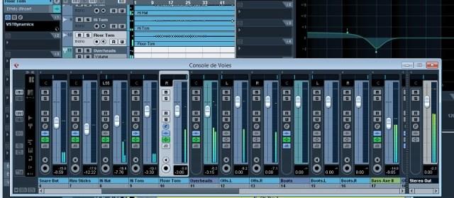 mixage professionnel