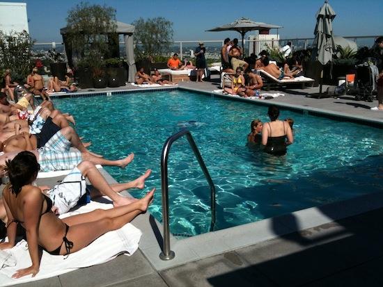 My Five Favorite Hotel Pools