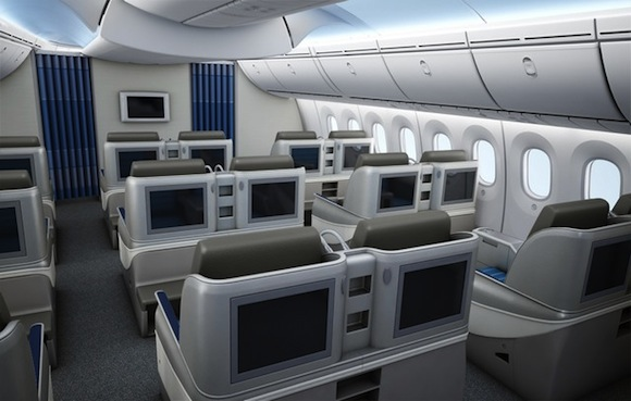 LOT announces 787 schedule and unveils new business class product  One Mile at a Time