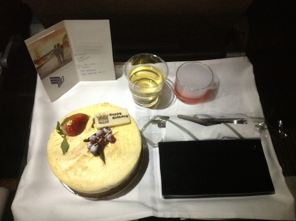 Only On Singapore Airlines Do You Get This For Your