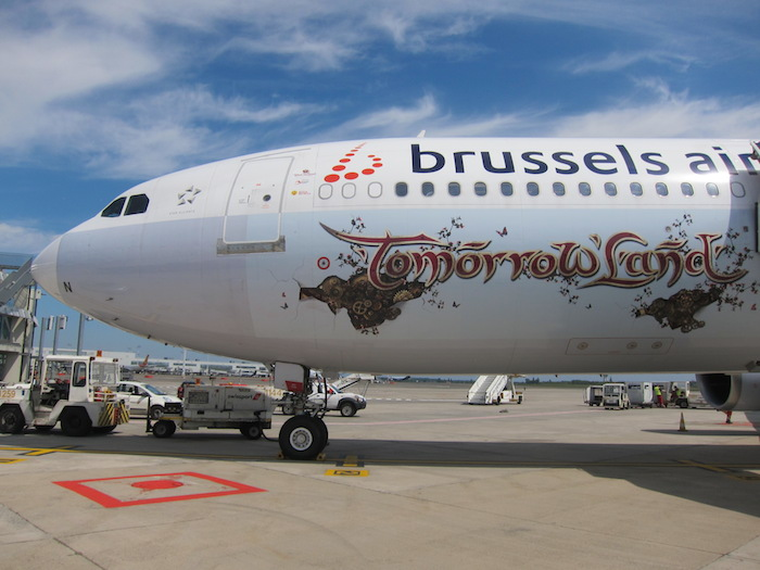 Introduction Flying Brussels Airlines To Tomorrowland  One Mile at a Time