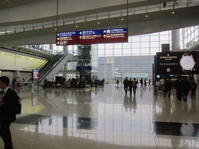 RegalAirportHotelHongKong01  One Mile at a Time