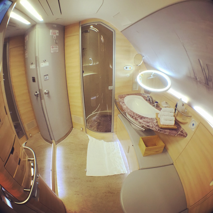 Emirates Cost Cuts Showers Champagne And Special Meals