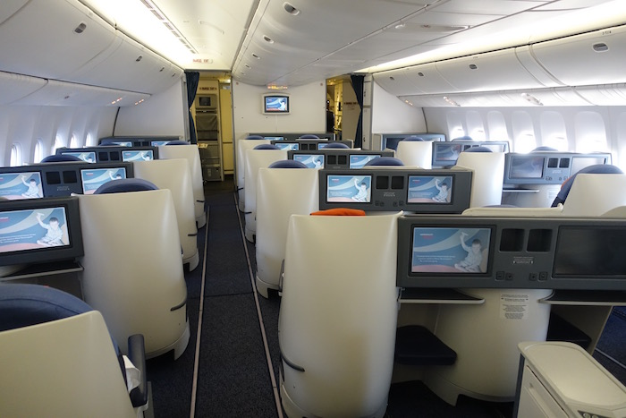 Aeroflot 777 Business Class In 10 Pictures  One Mile at a