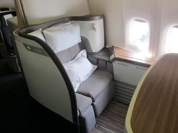 Cathay First Class First Timer Review I One Mile At A Time