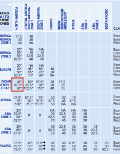 american aadvantage awards also redeeming miles to the males one mile at time rh onemileatatime