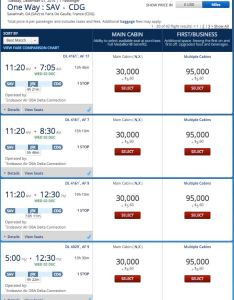 Delta skymiles award pricing also what no one else will tell you about booking awards mile rh onemileatatime