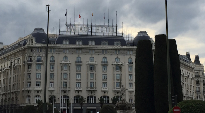 Review Westin Palace Madrid Hotel One Mile At A Time