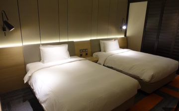 Review Singapore Changi Airport Transit Hotel One Mile At