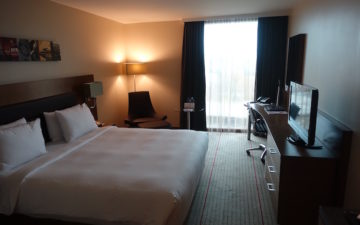 Review Hilton Zurich Airport One Mile At A Time