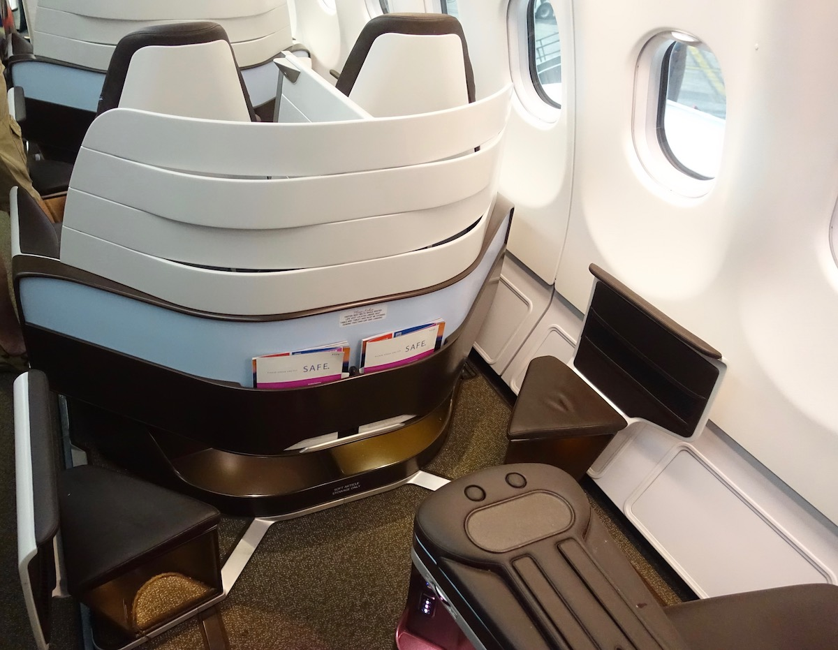 Hawaiian Chair Hawaiian Airlines A330 First Class In 10 Pictures One Mile At A Time