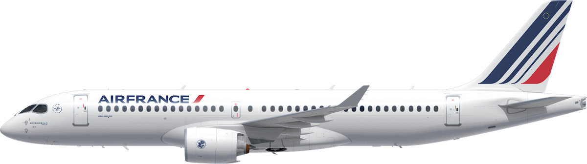 air france ordering a220