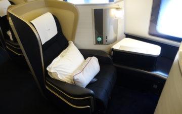 review british airways 777