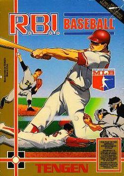 RBI Baseball for NES - Favorite Childhood Video Games