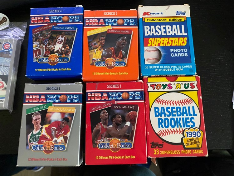 Basketball Collect a Books