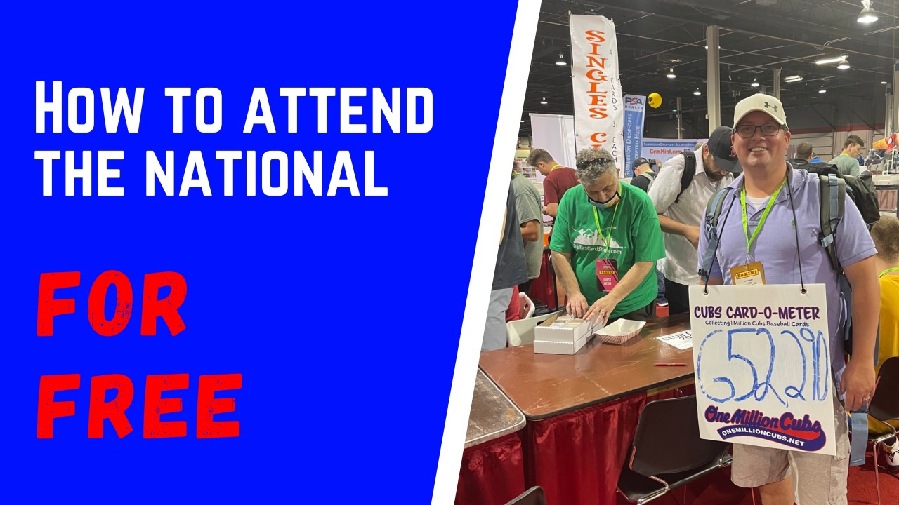 How To Attend the National For Free