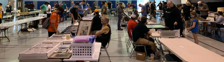 Northern Illinois Card Show in Rockford
