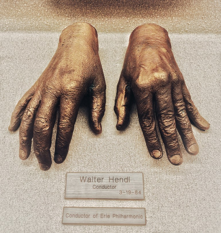 Walter Hendi:  The Hand Collection at Baylor Medical Center in Dallas, Texas