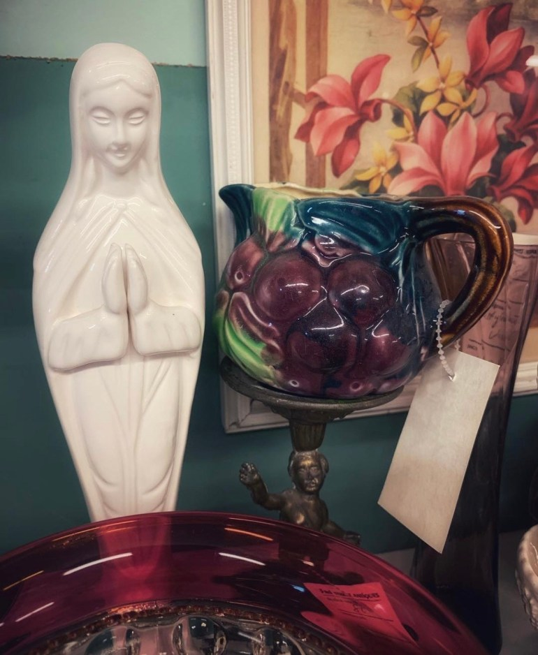 An Afternoon of Antiques in Snohomish, Washington