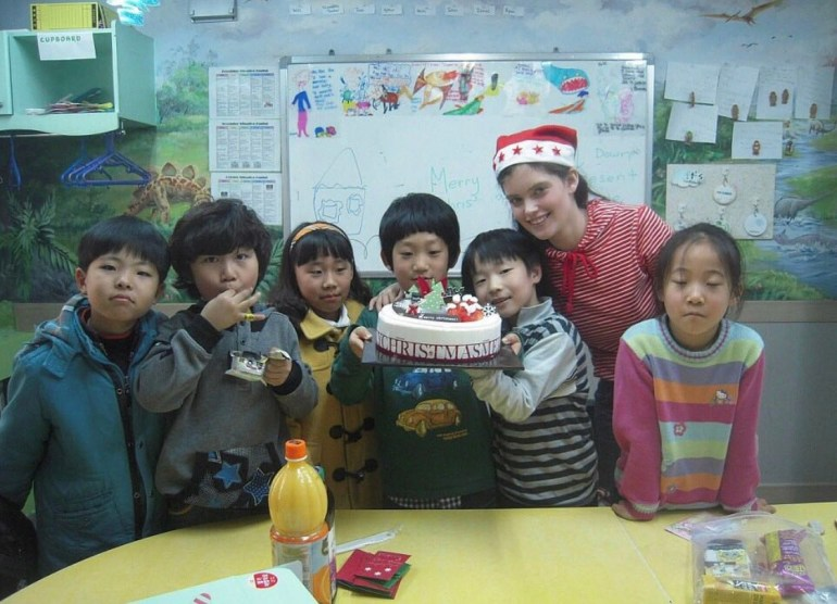 ESL Teaching in Anyang, South Korea