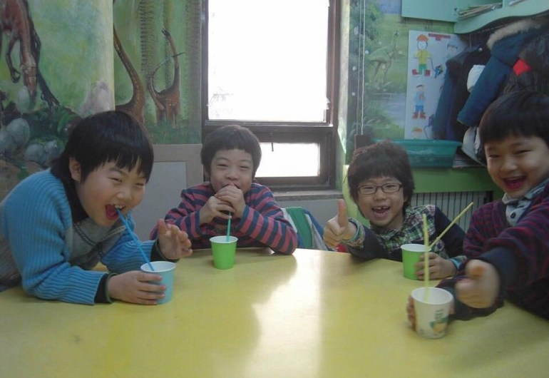 Making Milkshakes: ESL Teaching in Anyang, South Korea