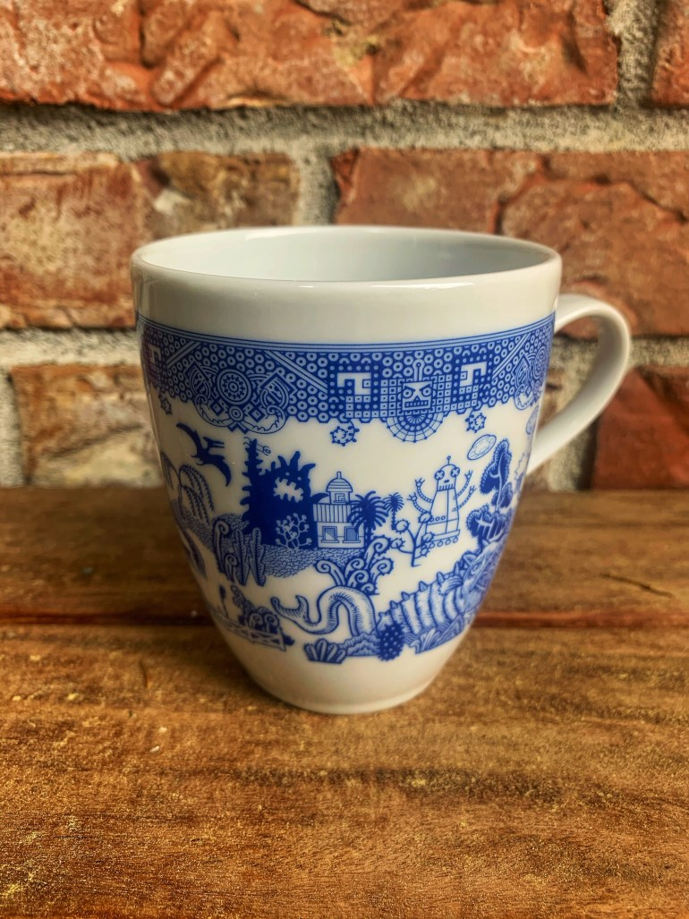 Stunning Calamity Ware Mug