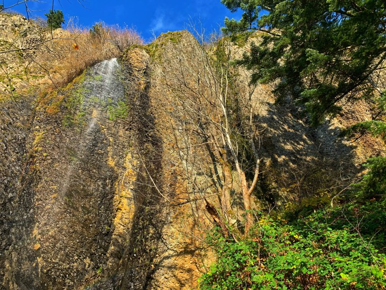 A Fall Hike to Cape Horn in Washington State