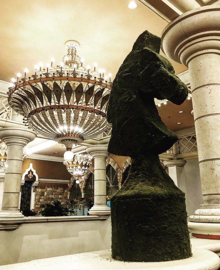 Excalibur Hotel in Las Vegas, Nevada