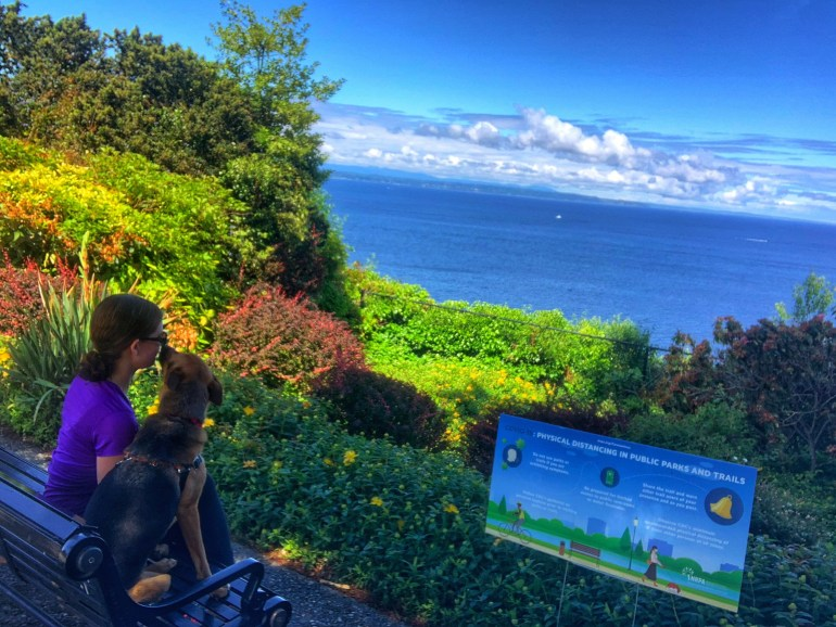 Stamm Overlook in Edmonds, Washington: Take III