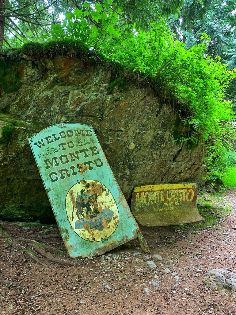 2020 in Review: Hiking to Monte Cristo Ghost Town in Washington State