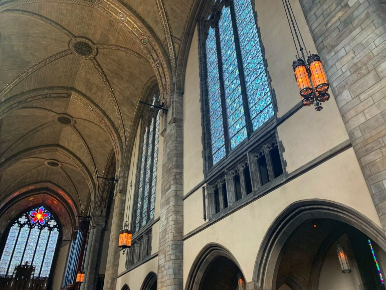 Striking Architecture at the University of Chicago