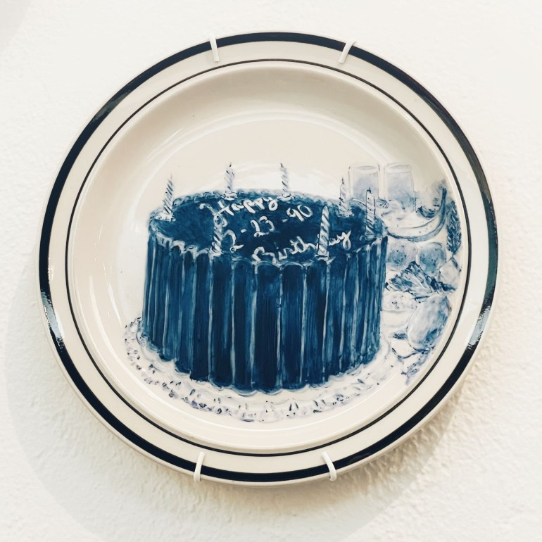 The Last Supper: Final Meals of Death Row Inmates by Julie Green at the Bellevue Arts Museum
