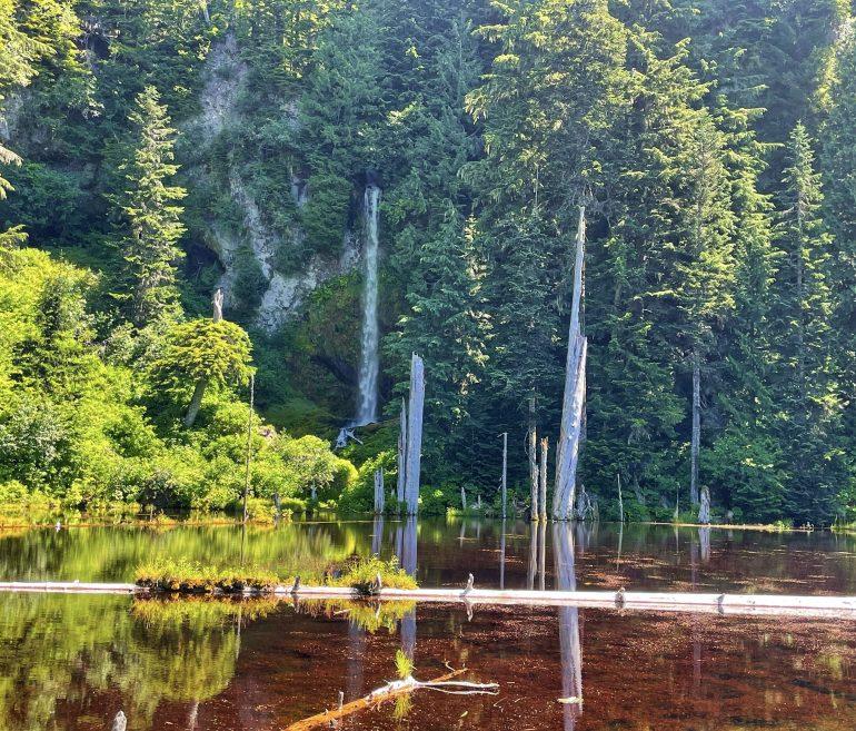 June Lake, Washington State