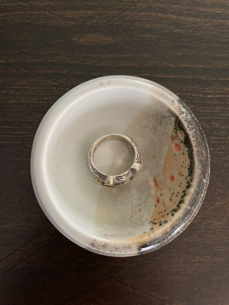 Off the Pottery Wheel: Lower Fire Ring Bowl