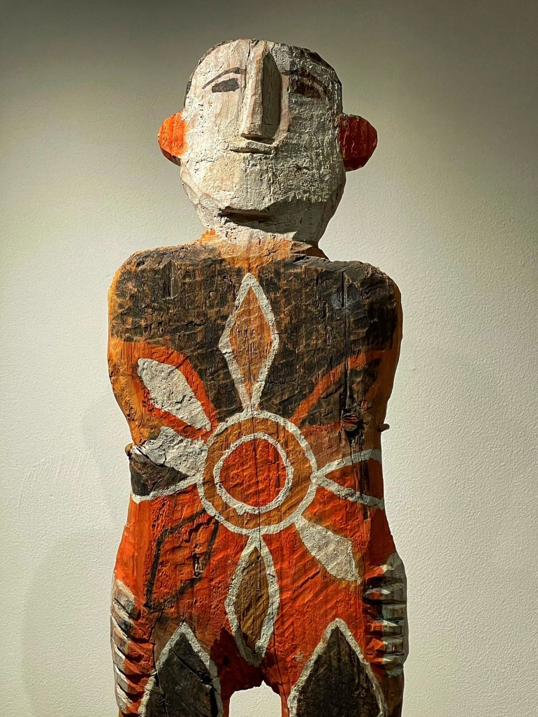 Photo taken at the Wheelwright Museum of the American Indian in Santa Fe, New Mexico