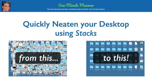 Use Stacks