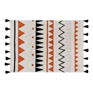 azteca-vintage-terracotta-rug-lorena-canals-main