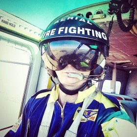 Darryl Firefighting