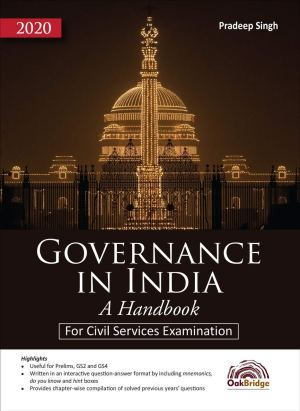 Governance in India – A Handbook for Civil Services Examination