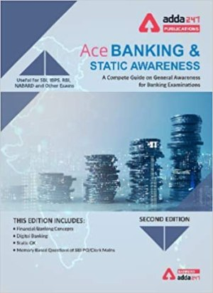 Ace Banking And Static Awareness Book for Bank PO | IBPS PO | SBI | RBI and other Bank exams (English Printed Edition) Paperback – 1 January 2021