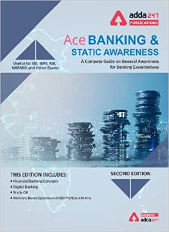 Ace Banking And Static Awareness Book