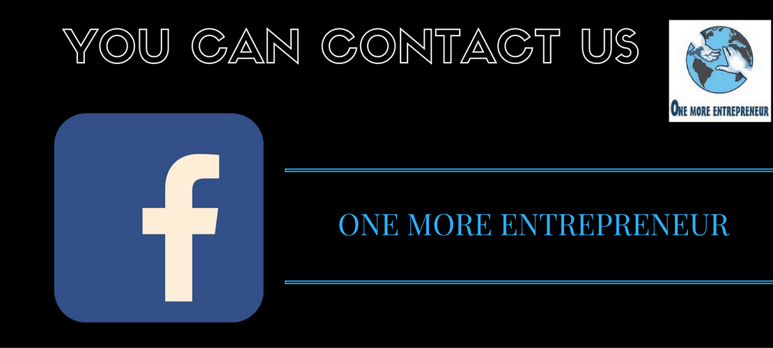 Link to One More Entrepreneur Face Book Page