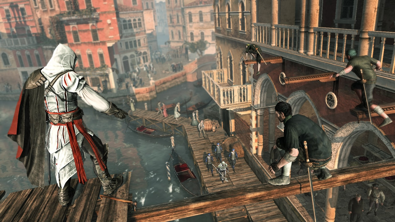 One Of The Best Assassin S Creed Titles Is Free For A Limited Time