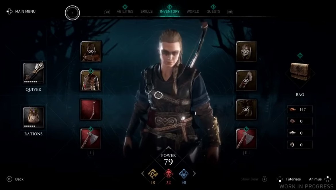 30 Minutes Worth Of Gameplay From Assassin S Creed Valhalla Has Leaked Online One More Game