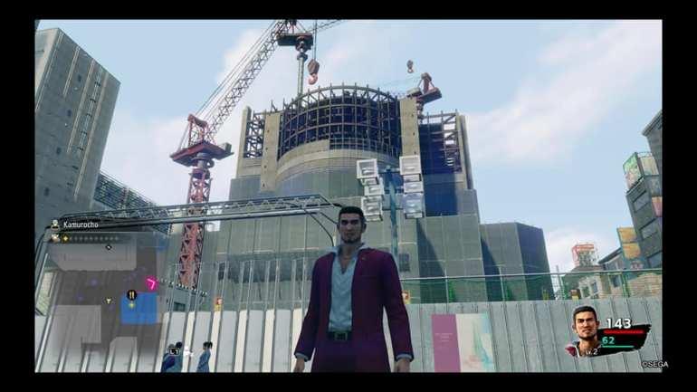yakuza like a dragon review screenshot 1
