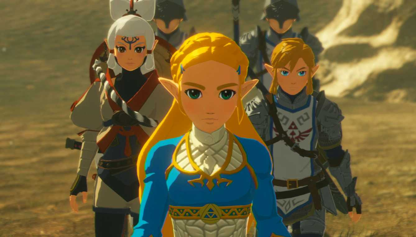 Hyrule Warriors Age Of Calamity Treats Us To Impressive Gameplay From The Eshop Demo One More Game