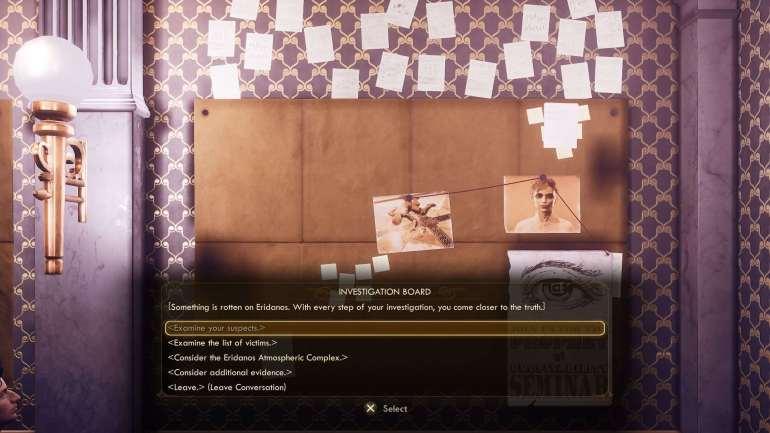 murder on eridanos screenshot 2