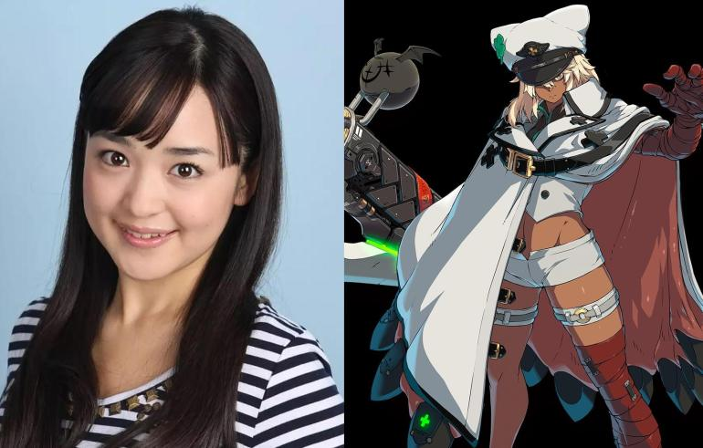 guilty gear strive japanese voice cast ramlethal