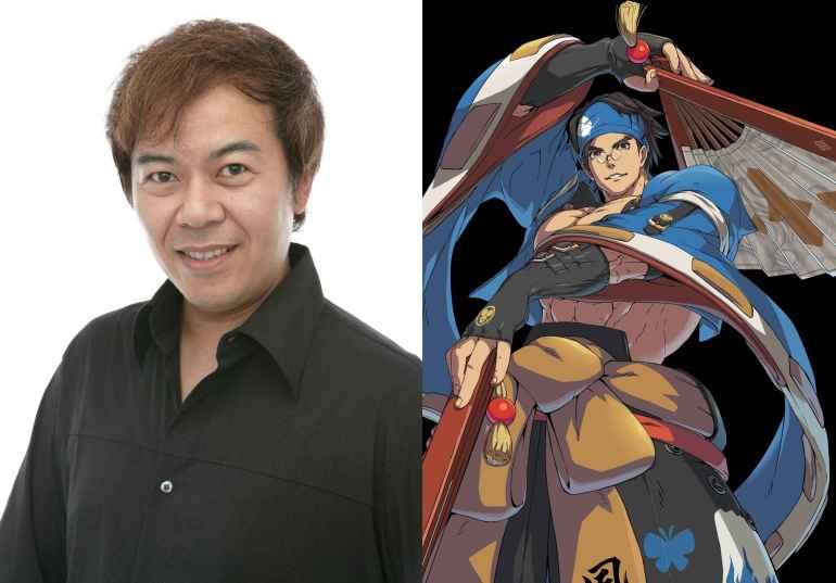 guilty gear strive japanese voice cast anji