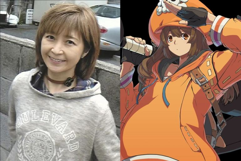 guilty gear strive japanese voice cast may